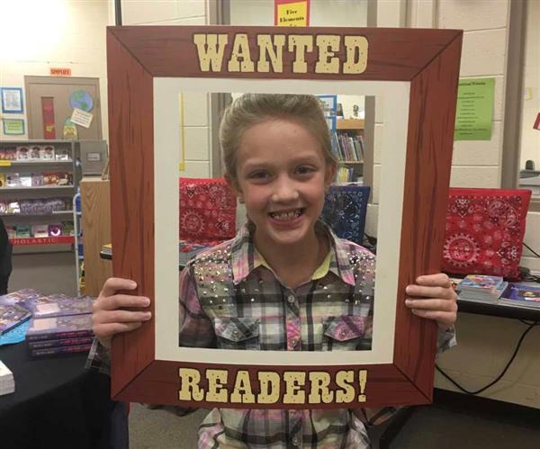 Reader's WANTED