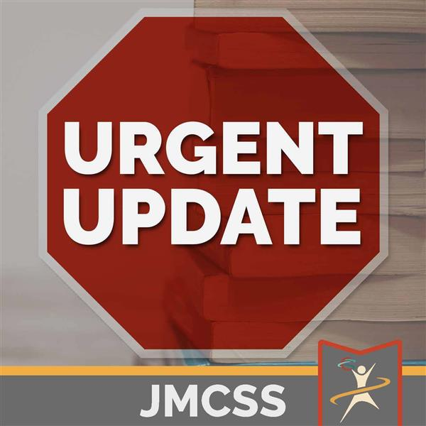 JMCSS Closes Through April 24, 2020