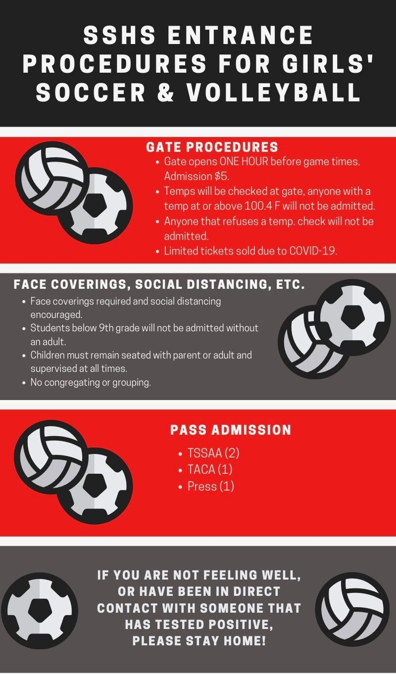 Guidelines for Athletic Events