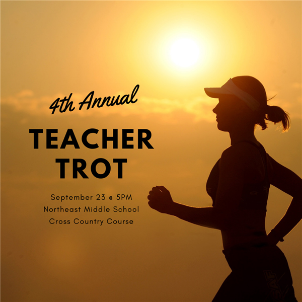 4th Annual Teacher Trot