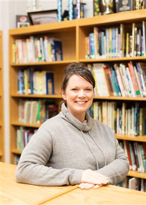 Michelle York named teacher of the year at Northeast.