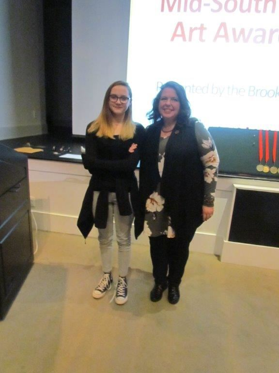 Scholastic Art Contest Winners Announced