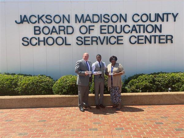 Deputy superintendents move forward with Dr. King
