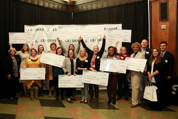 The JMCSS educators who won L.E.A.D.S. Educator Grants are already putting their winnings to work.