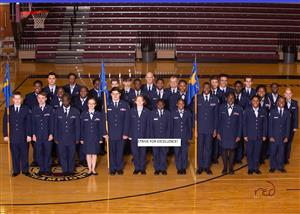 Liberty Tech JROTC earns highest possible rating