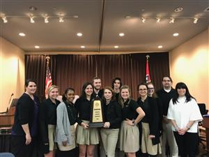 Madison Academic wins 15th consecutive state Academic Decathlon championship