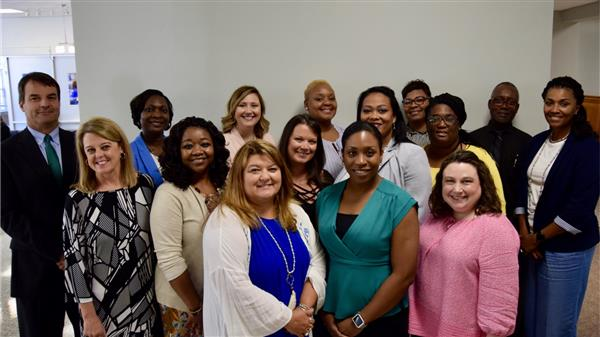 New assistant principals and principals