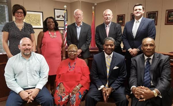 JMCSS School Board Members