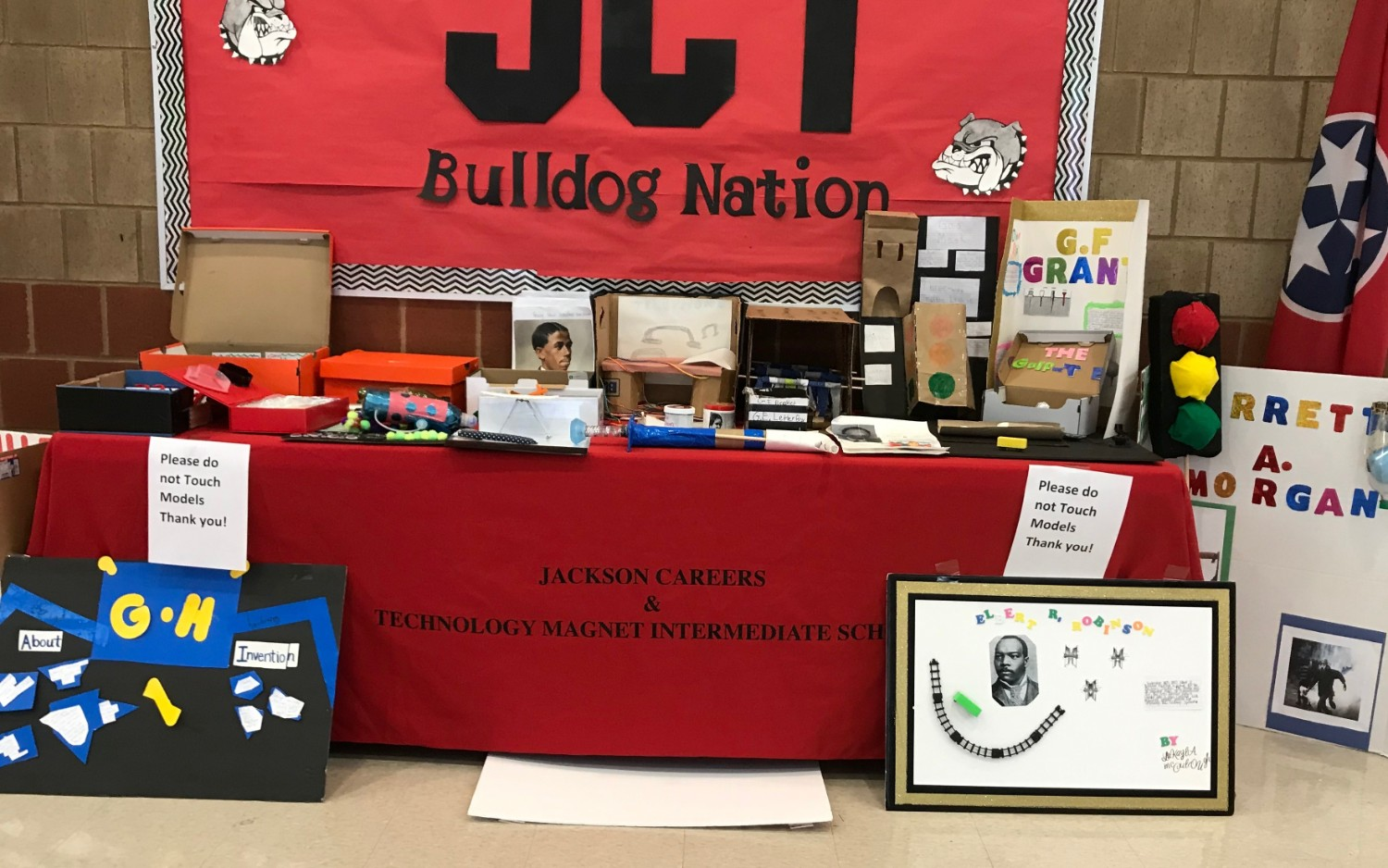 Jackson Career and Technology Elementary / Homepage