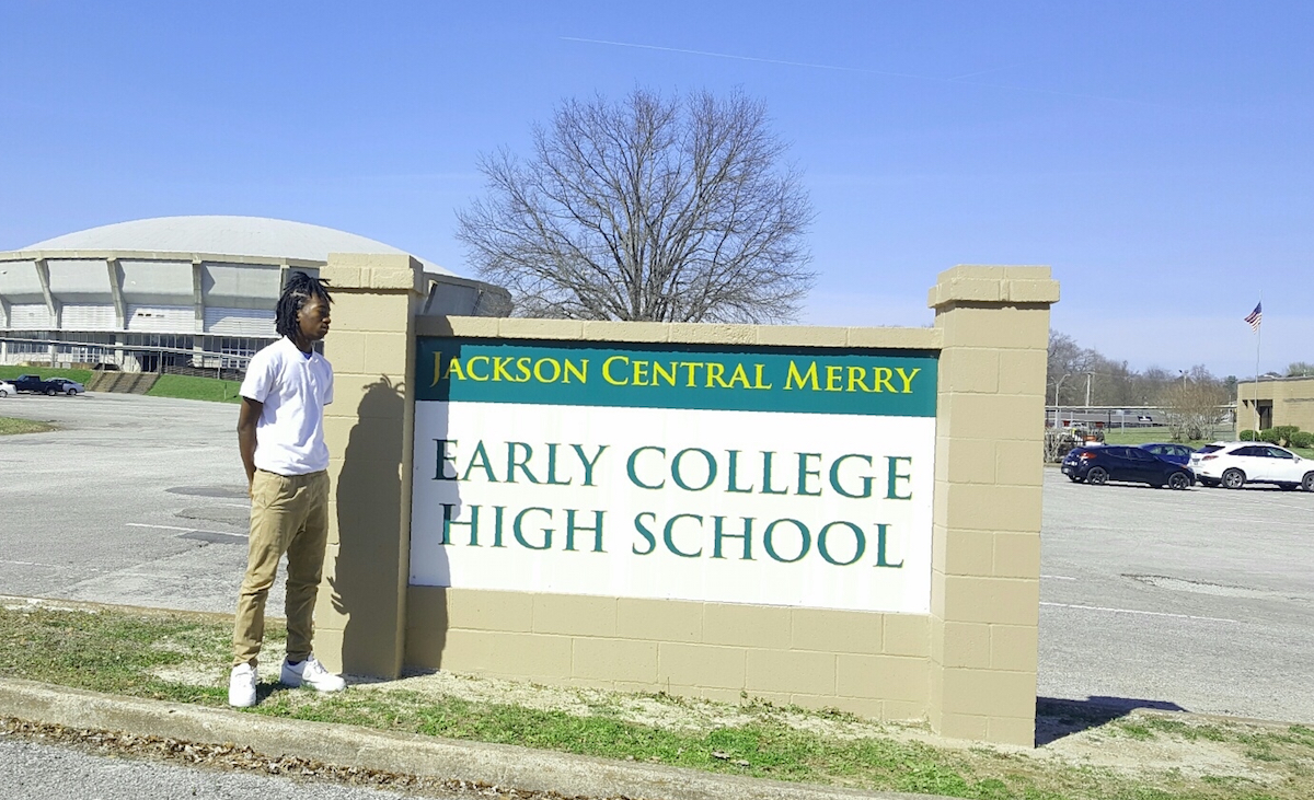 jackson central merry early college high homepage